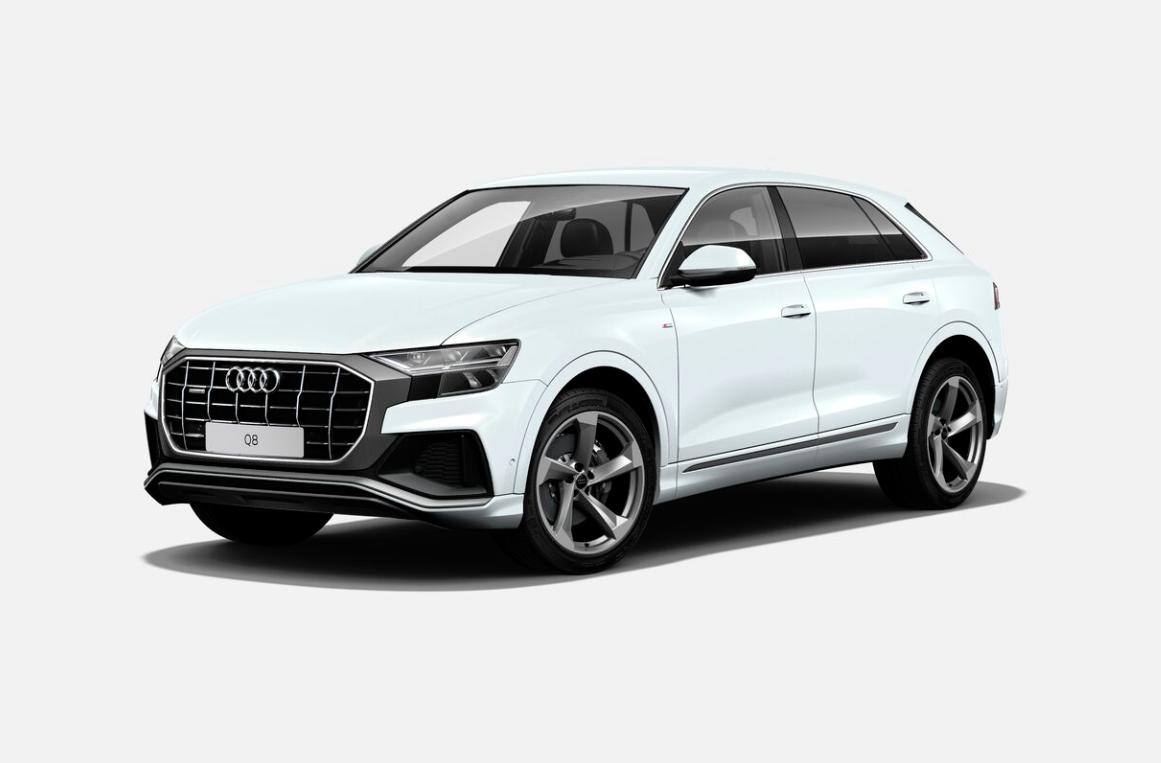 Audi Q8 TDI 286 cv