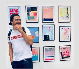 MICHELE LYSEK Swiss Art Expo Zurich 2019