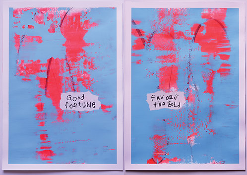 Good Fortune / Favors The Bold IV