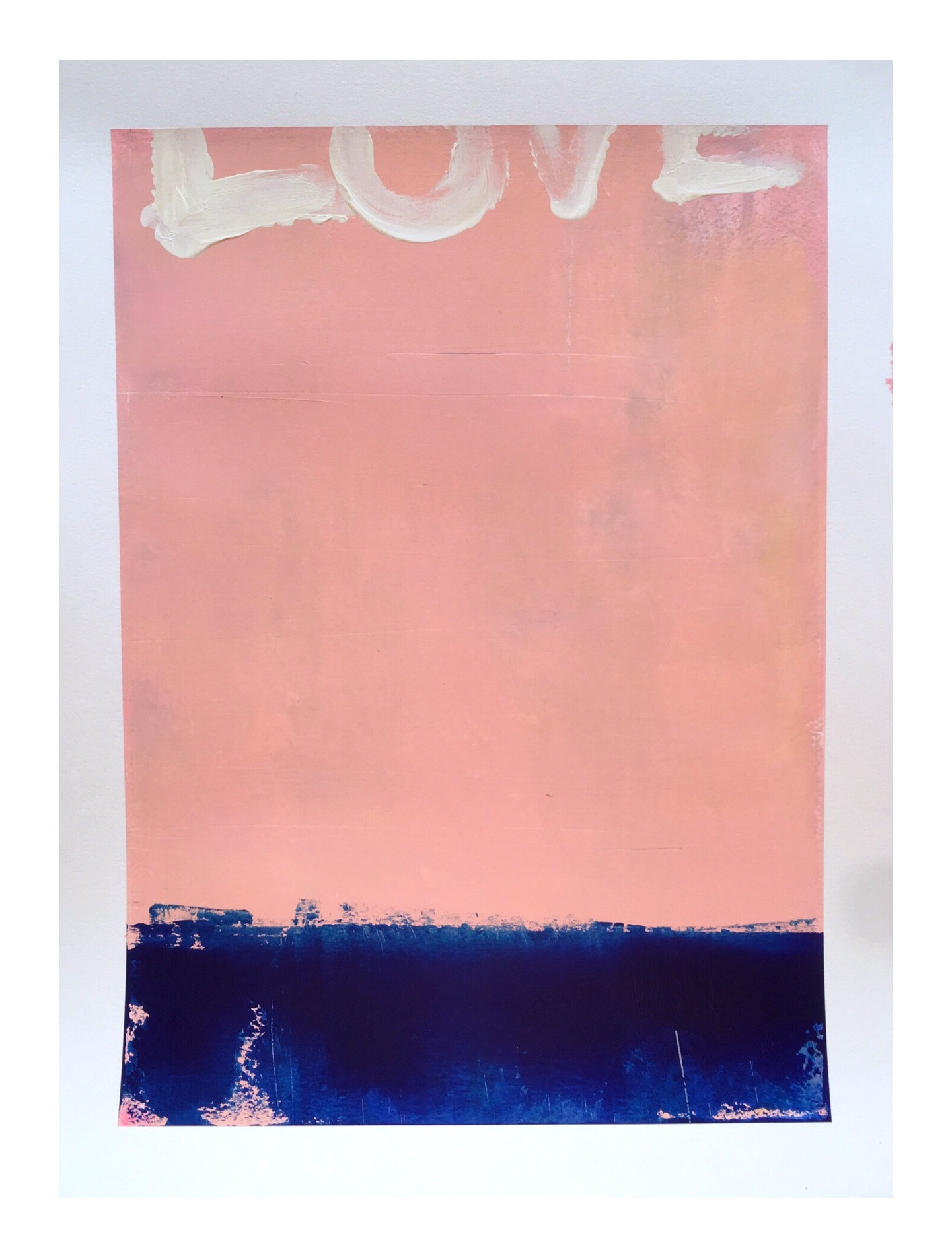 Love retained - Michele Lysek mixed medi