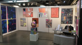 MICHELE LYSEK MAG MONTREUX 2018 booth 25