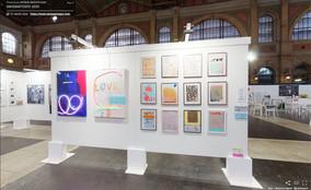 SwissArtExpo Zurich HB 2020 - Exhibition