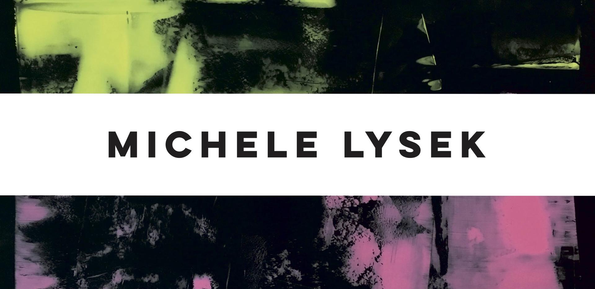 MICHELE LYSEK catalog 2019 cover