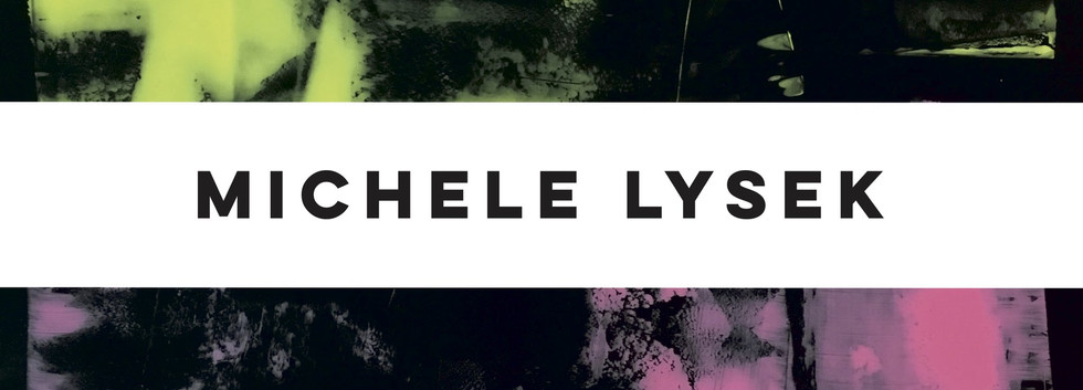 MICHELE LYSEK catalog 2019 cover