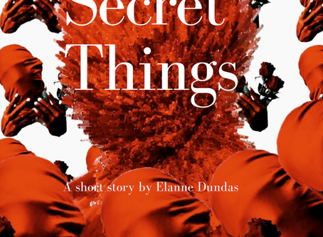Secret Things - Elanne Dundas
