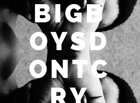 Big Boys Don't Cry - Etienne Eduard