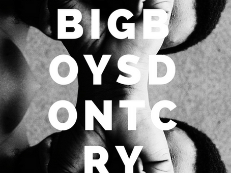 Big Boys Don't Cry - Etienne Eduard
