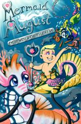 Superhero Project: Mermaid August