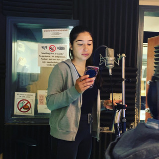 Voice Over Work - Post