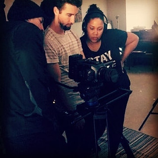 Day 2 - Director, DP and Lead Actor