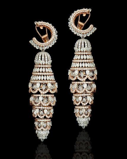 Earrings Design - Fine Jewellery - Top Delhi Jewellers