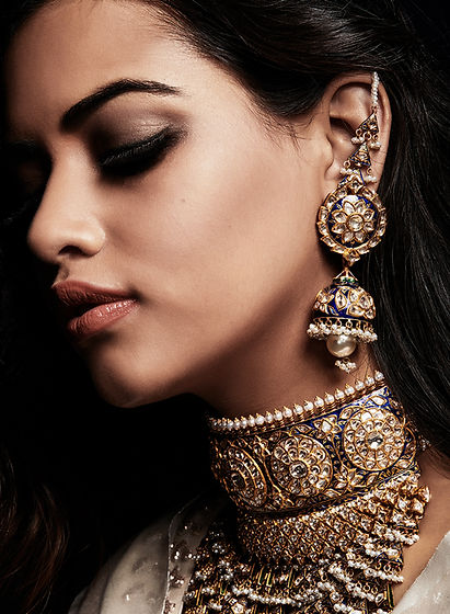 Polki Jewellery Design - Best Jewellers in Delhi