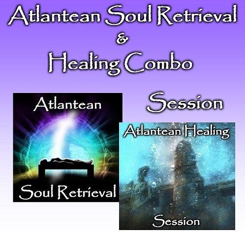 Atlantean Soul Retrieval & Atlantean Healing Combo Session