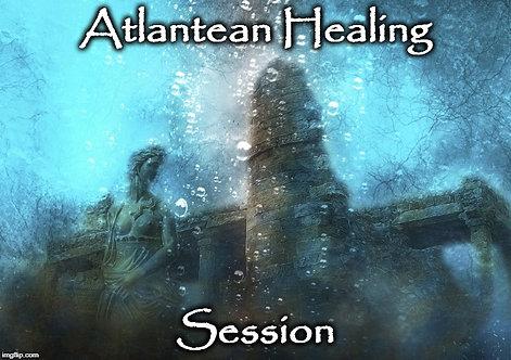 Atlantean Healing - Distance Session