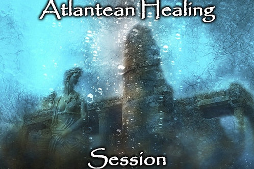 Atlantean Healing - Distance Session