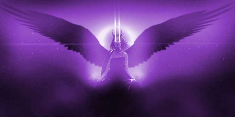 The Purple Priestess