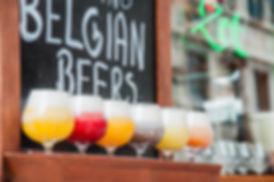 ベルギービール・写真