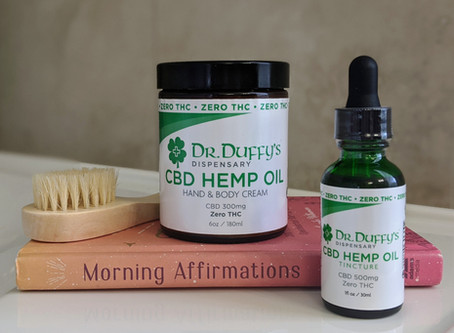 CBD 101: What It Is, How It Works & Why We Love It