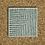 Thumbnail: Urnengrababdeckung Structure, farbig