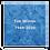 Thumbnail: Kolumbarienplatte Oceanglass Ocean quadratisch
