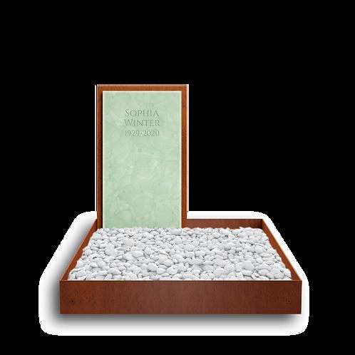 Urnengrab Upcycle Jade