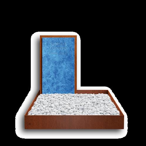 Urnengrab Upcycle Ocean