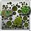 Thumbnail: Urnengrabmal und Grababdeckung Moon, Edelstahl