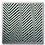Thumbnail: Urnengrababdeckung ZigZag, Edelstahl
