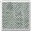 Thumbnail: Urnengrababdeckung ZigZag, farbig