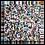 Thumbnail: Kolumbarienplatte upcycled Pixel quadratisch