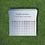 Thumbnail: Urnengrab Filter liegend, Edelstahl