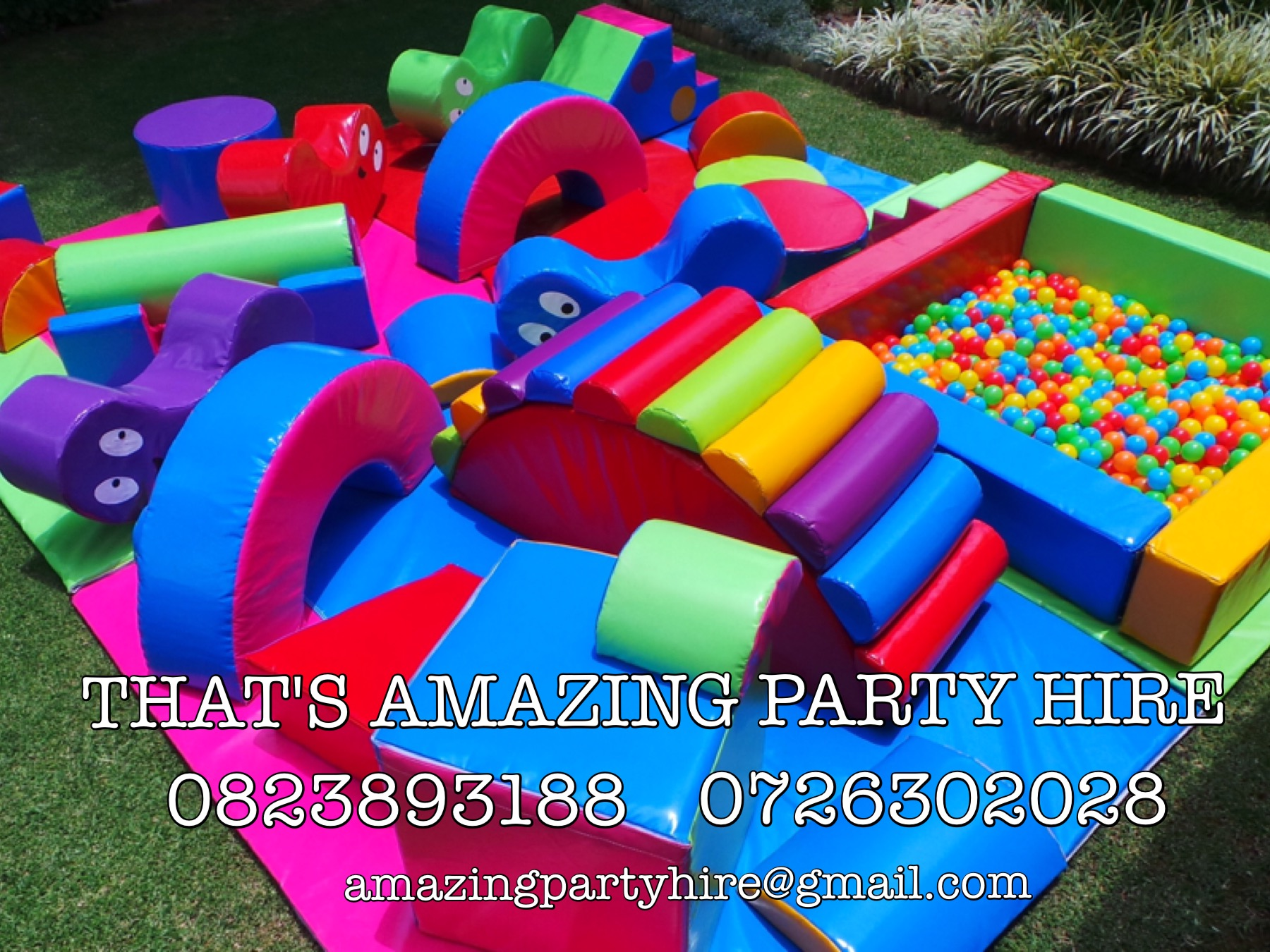 Thats Amazing Party Hire