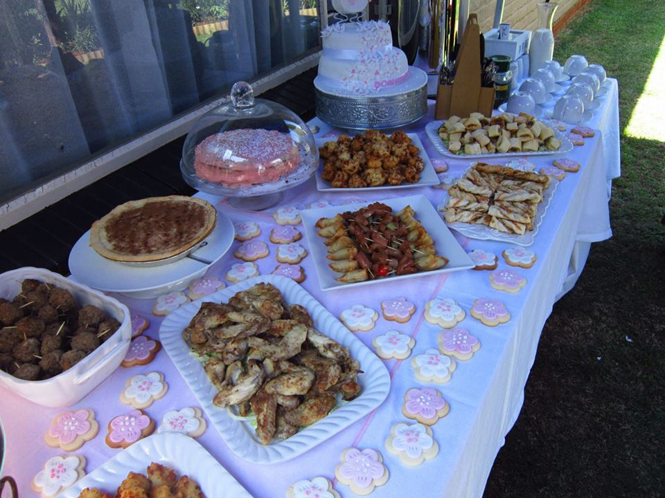 Sweets and Treats For a Christening