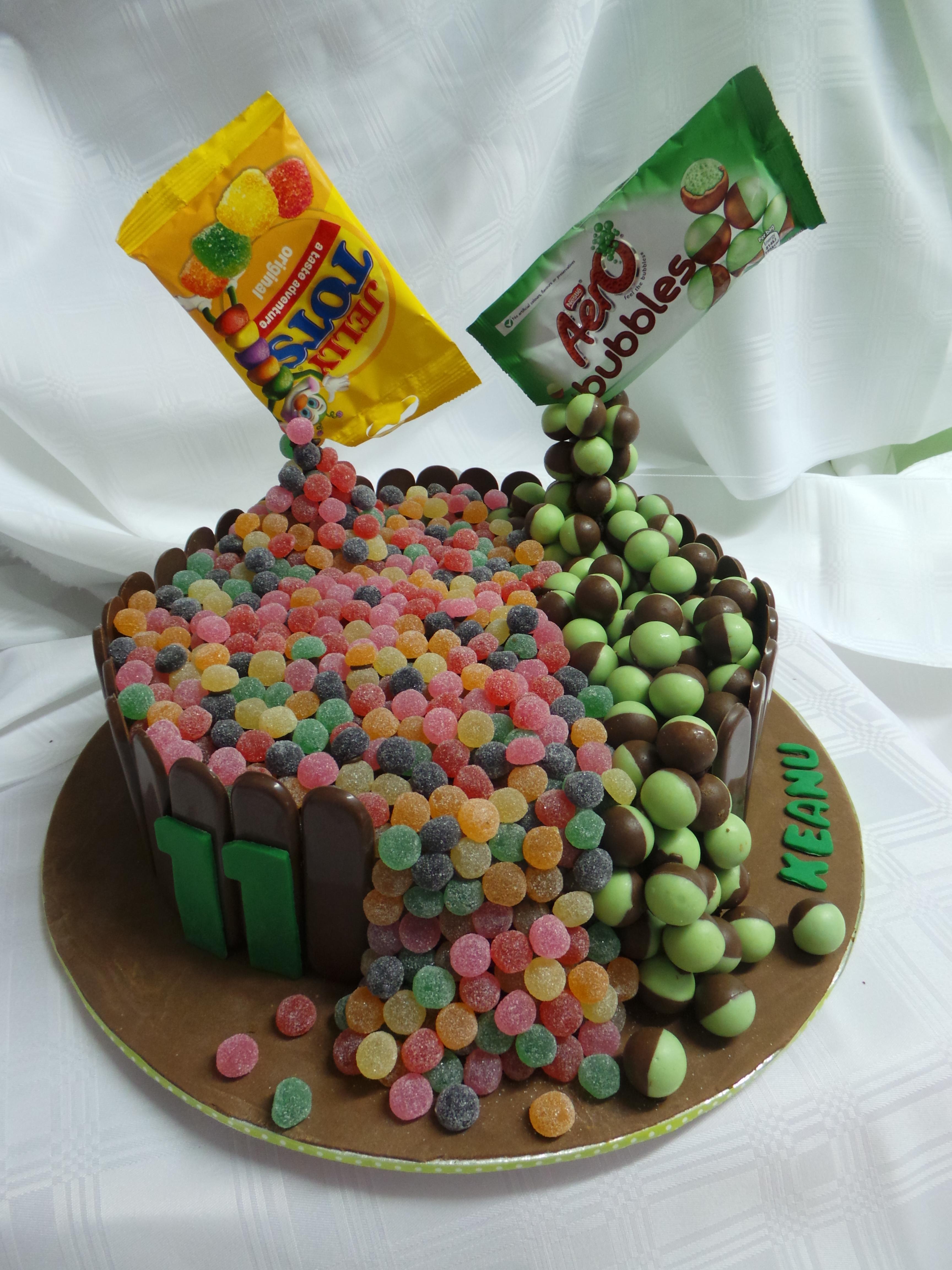 Fun Chocolate Cake