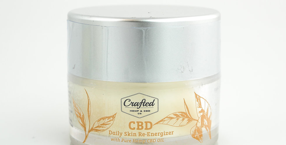 Crafted - CBD Daily Skin Re-Energiser