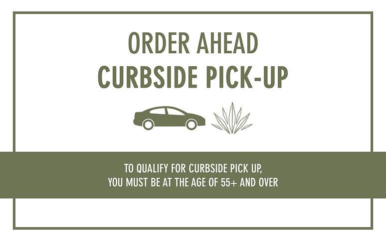 Strain Curbside PickUp