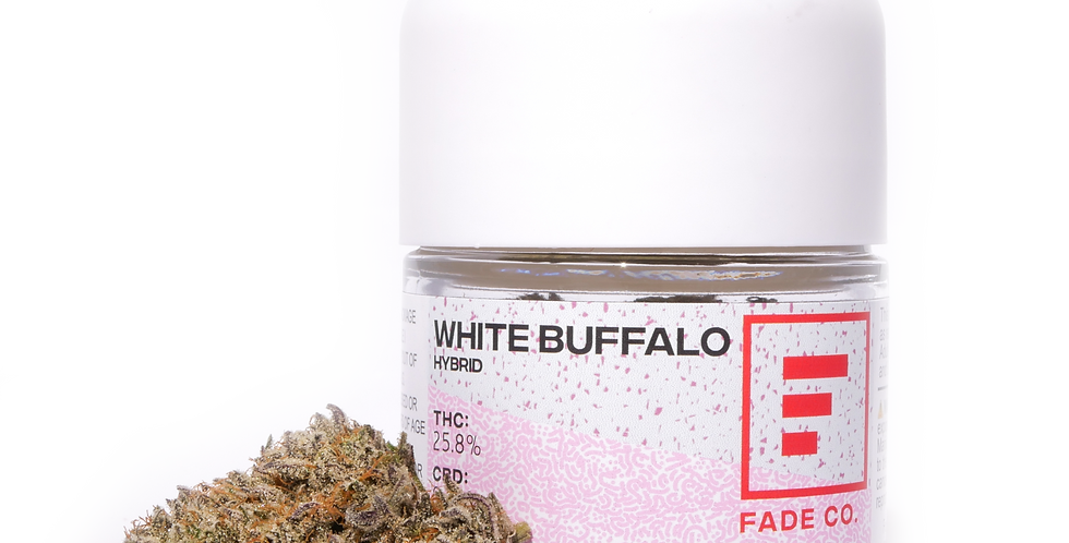 """White Buffalo"" by Fade Co."
