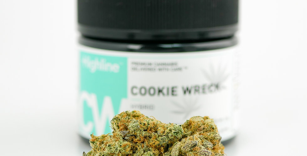 Highline - Cookie Wreck, Packaged 8th