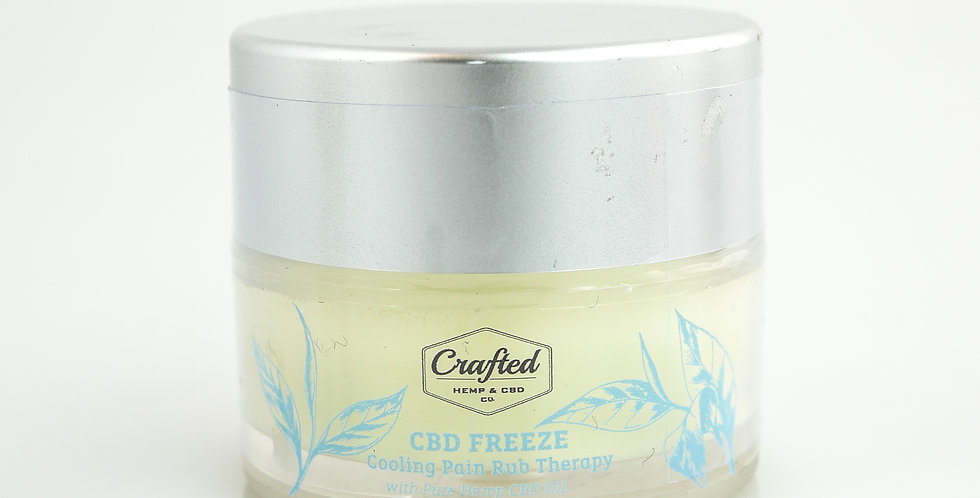 Crafted - CDB Freeze 60 mg Active CBD
