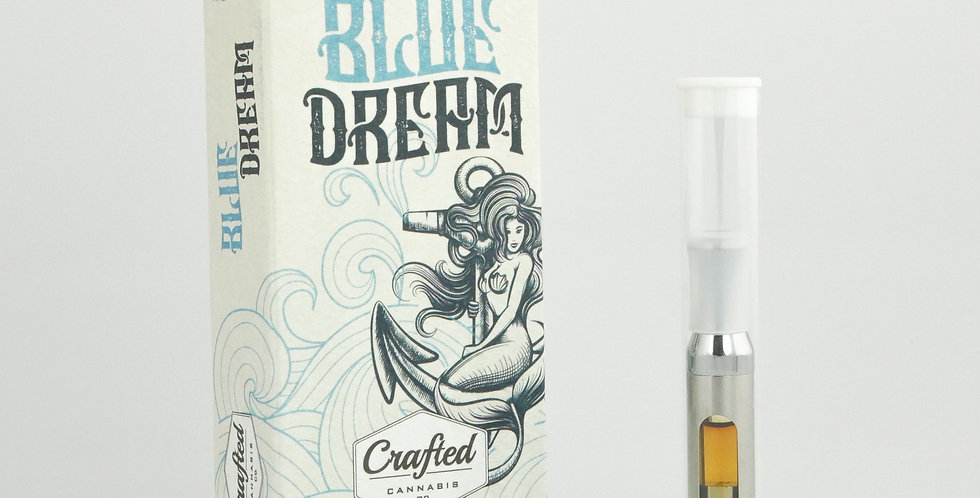 Crafted Extracts - Blue Dream (500mg)