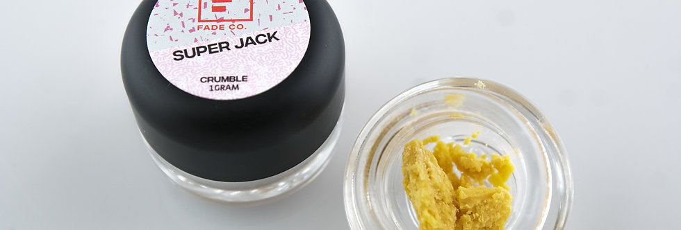 "Fade Co. ""Super Jack"" Crumble"