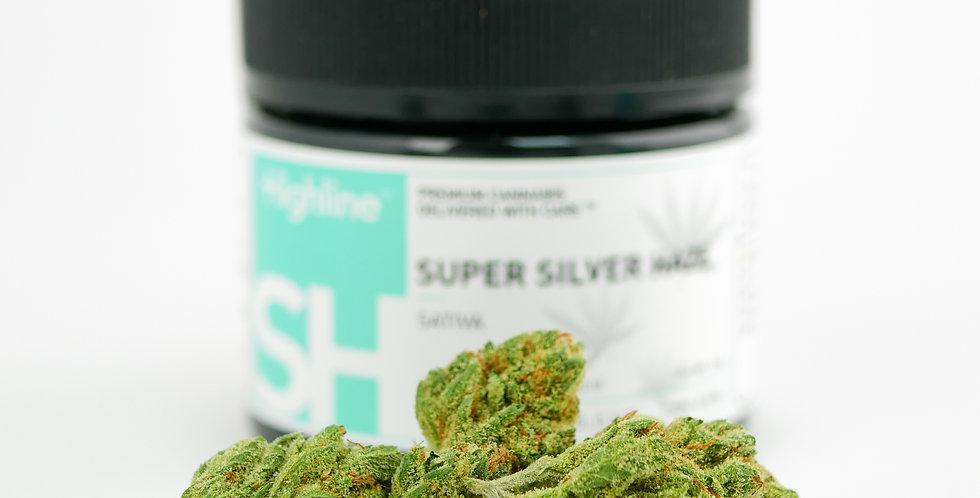 Highline - Super Silver Haze, Packaged 8th