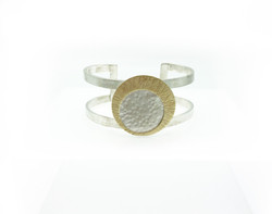 Sterling Silver and Brass