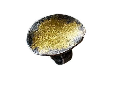 Bold Organic Ring