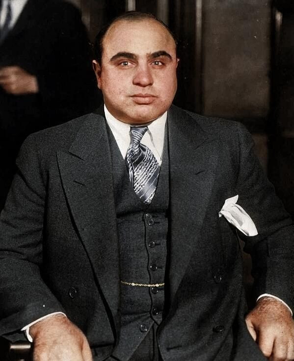Top 5 Best Dressed Mobsters of All Time