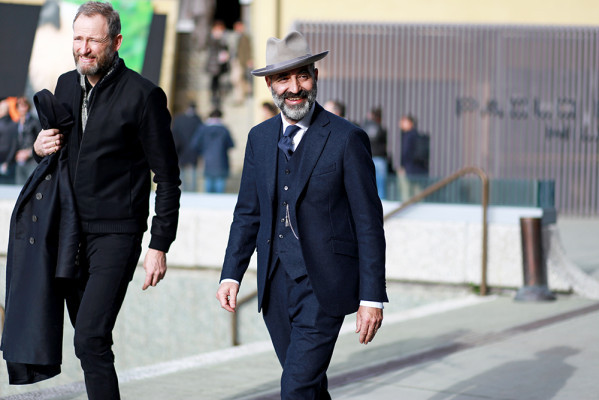 Immagine Menswear : Photos from Pitti Uomo in Florence !
