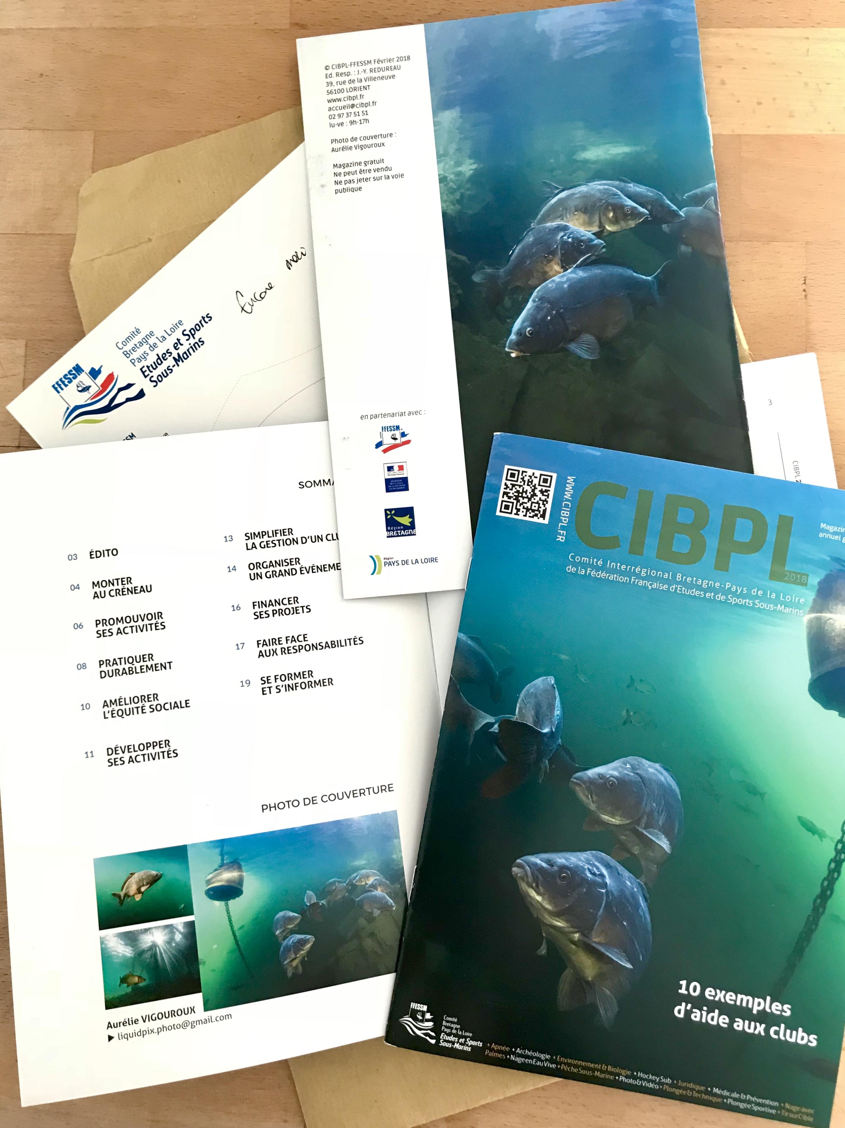 Couverture de la revue du CIBPL