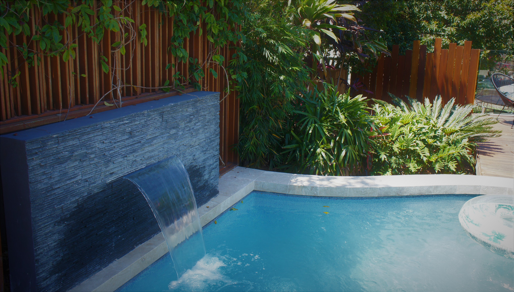 water feature Clayfield