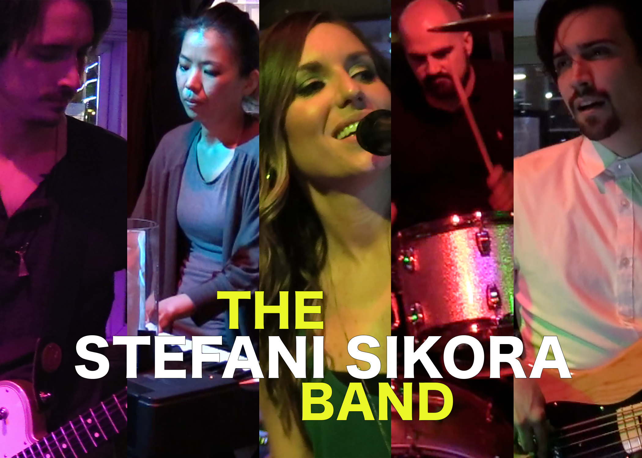 The Stefani Sikora Band