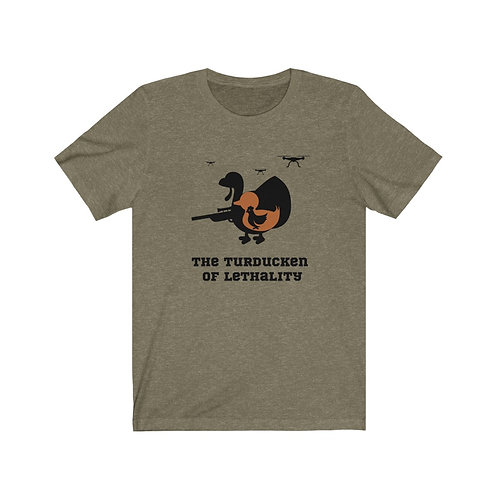 The Terducken of Lethality Thanksgiving Shirt